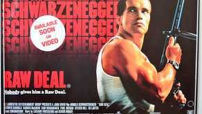 B-Movies of our Youth: Raw Deal (1986)