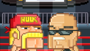 Crazy Wrestlers Review (iOS)