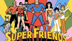Cartoon Corner: Super Friends (1973)