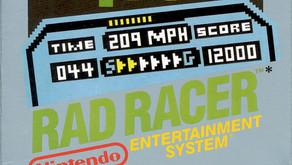 Rad Racer (NES) Retro Review