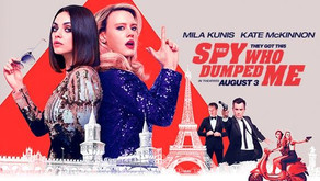 The Spy Who Dumped Me (2018) Movie Review