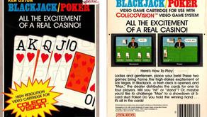 Ken Uston Blackjack/Poker (ColecoVision) Review