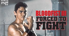 B-Movies of our Youth: Bloodfist III: Forced to Fight (1992)