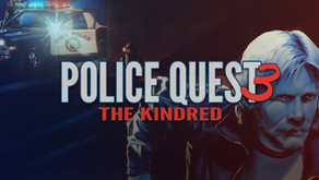 Police Quest III: The Kindred (PC) Retro Review