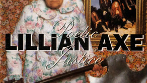 LiIlian Axe: Poetice Justice (1992) Retro Review