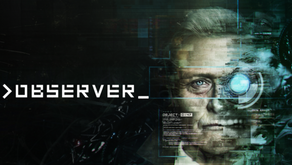 Observer (XBOX One) Review