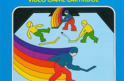Ice Hockey (Atari 2600) Review