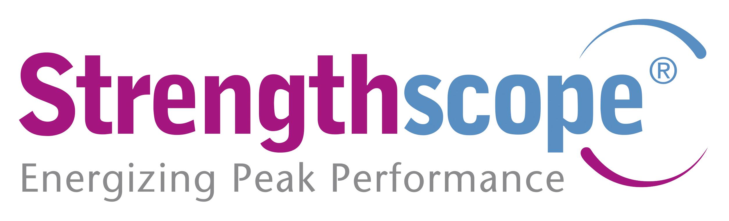 Strengthscope logo