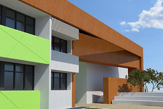 school renovation israel