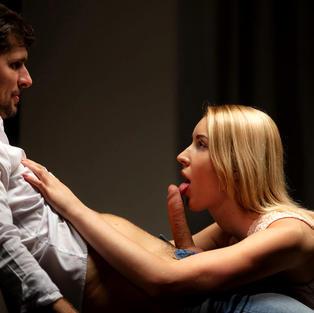 Il Silenzio, un film porno in alta definizione con sesso sfrenato tra una coppia di fidanzati innamorati