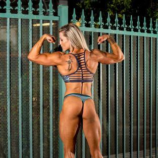 Bodybuilder Glamour