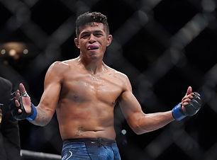 Jonathan Martinez, MMA Bantamweight Figh
