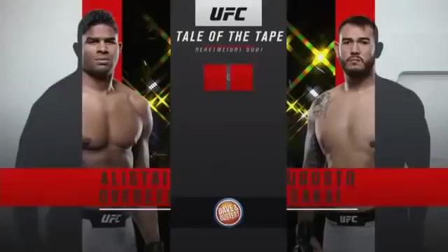Watch Full UFC Fight Alistair Overeem vs. Augusto Sakai - 5 Sep. 2020, Las Vegas