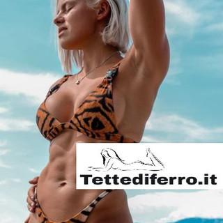 Valeria Guznenkova nuda, ragazze fisicate nude