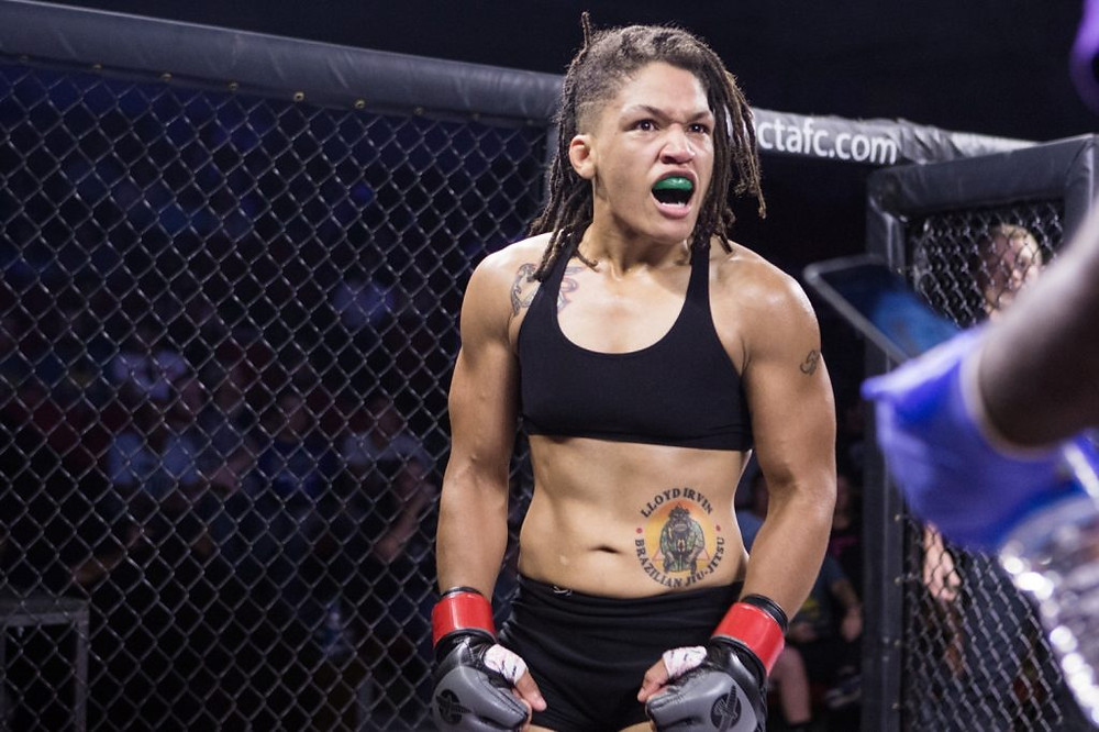 Sijara Eubanks, MMA, UFC, Martial Arts, Women UFC