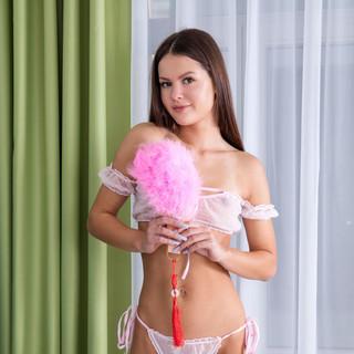 Modella Nuda Met Art: Viva Fleur
