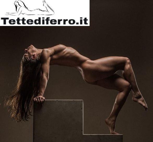 ragazze fisicate nude