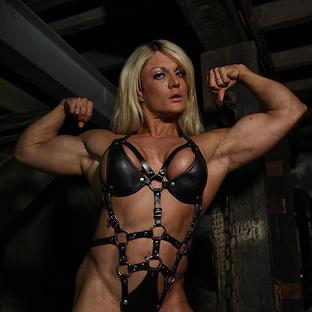 Donne Muscolose Nude