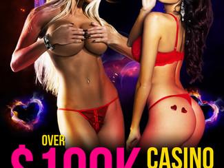 Il migliore bonus di gioco online è arrivato! Prova la promozione Regina di Cuori al casinò erotico