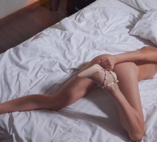 Vetra, una diciottenne nuda e splendida figa Met Art