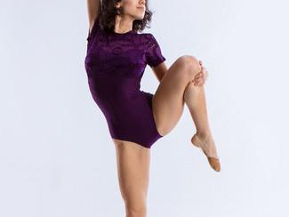 Violeta Laczkowa, una ragazzina polacca che pratica ginnastica artistica nuda - Guarda le foto hot