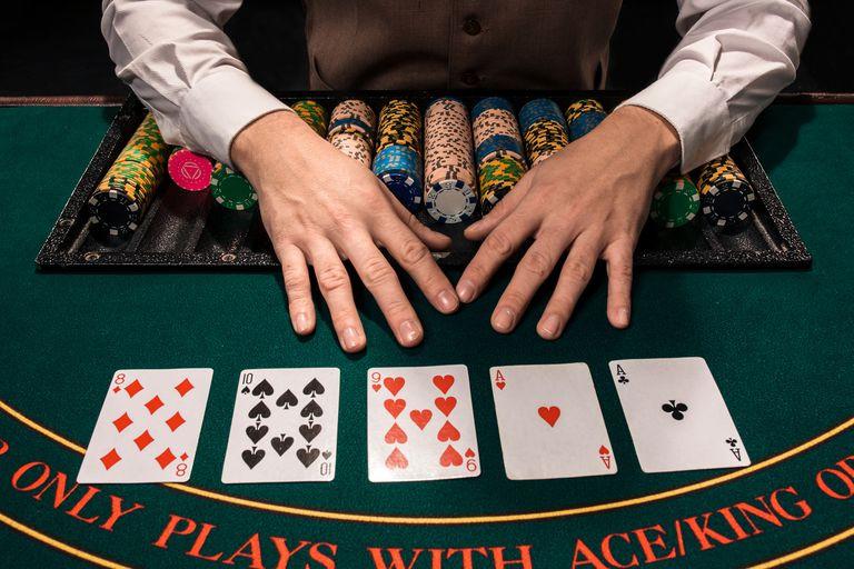 Texas Holdem Poker, Online Poker