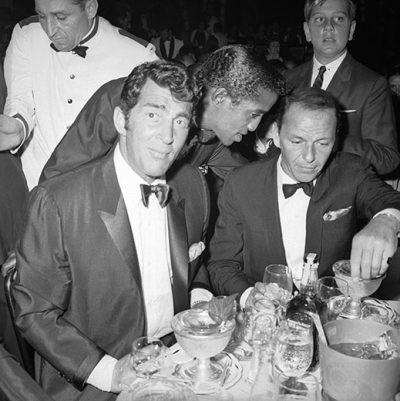 Frank Sinatra Dean Martin Casino Las Vegas Crypto Gambling