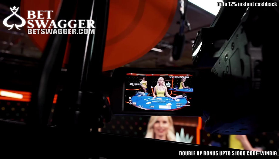 BetSwagger Sexy Live Dealer