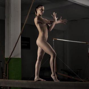 Ginnaste e Ballerine Nude