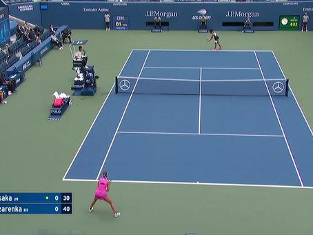 Tennis 2020 US Open WTA Ends: Naomi Osaka Wins