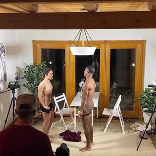 Il sogno erotico del sesso interraziale - Trailer 1