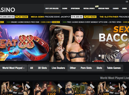Sexy Live Dealers and Erotic Casinos: Are They Trustworthy?