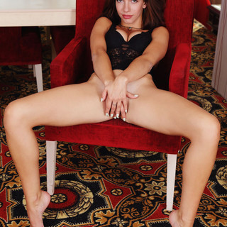 La modella nuda Met Art Eos