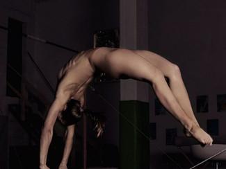 Atlete nude. La collezione delle ginnaste nude di Tettediferro.it - Solo le migliori atlete nude !