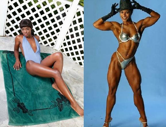 Tettediferro, Competizione porno, Atlete Nude di colore, sono meglio le giovani o le mature?