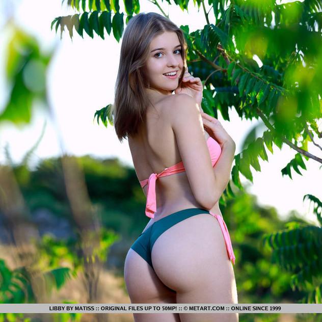 Modella Nuda Met At: Libby