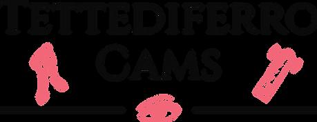 Tettediferrocams logo, chat erotiche, sex chat, camgirls, chaturbate italiano, onlyfans italiano