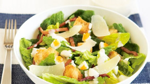 Salads, sooooo much more than just the bowl of iceberg lettuce!
