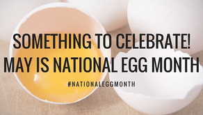 May is Egg Month – Eat the Yolks!