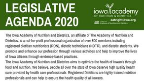 Iowa Academy Legislative Day 2020