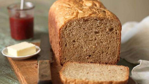 Home school lesson: Making Wheat Bread with Yeast