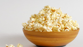 October is National Popcorn Month!!!