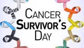 National Cancer Survivors Day, June 7