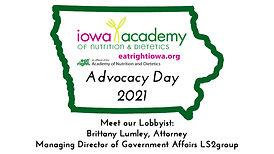 01 Meet our Lobbyist - Brittany Lumley,