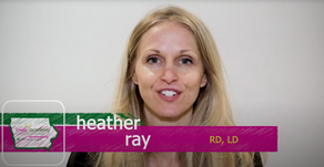 September 2020 Featured Member - Heather Ray