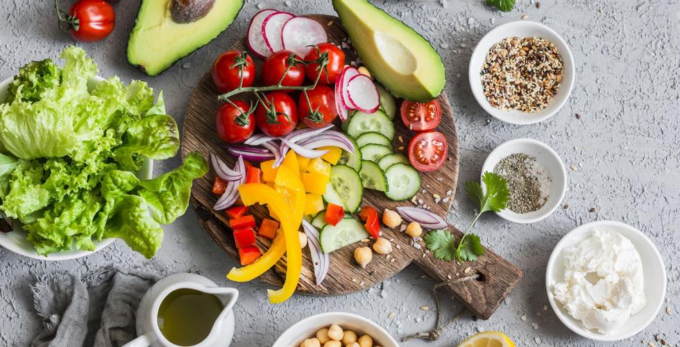ingredients-for-spring-vegetable-buddha-