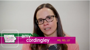 November 2020 Featured Member - Amy Cordingley