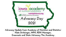 02 Advocacy Update from Academy of Nutri