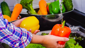 Viral video advises washing fruit and vegetables with soap. Here's why that's a bad idea.