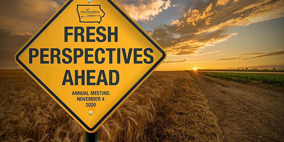 """""""Fresh Perspectives Ahead"""" Test Regsitration"""
